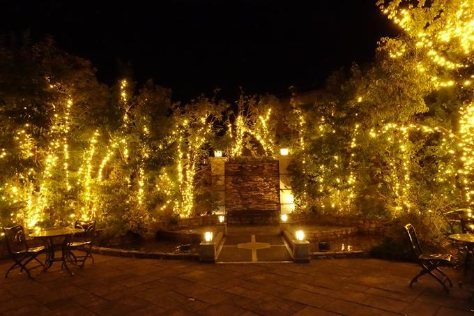北山ウェディングストリート クリスマスイルミネーション No17