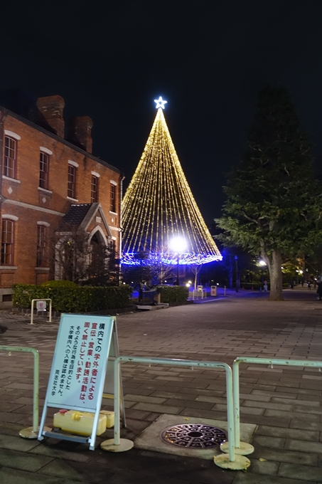 同志社大学 クリスマスイルミネーション No3