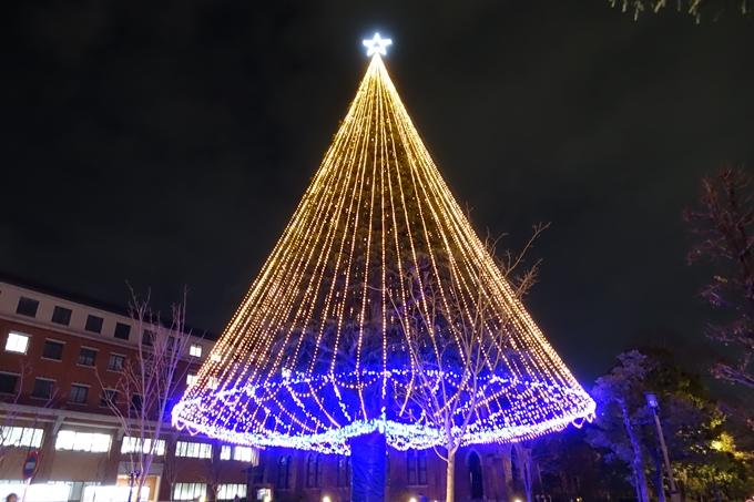 同志社大学 クリスマスイルミネーション No8