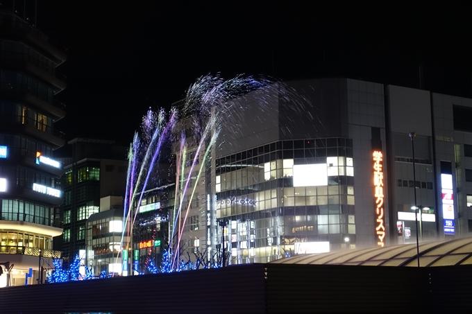 京都駅ビル_クリスマスイルミネーション No6