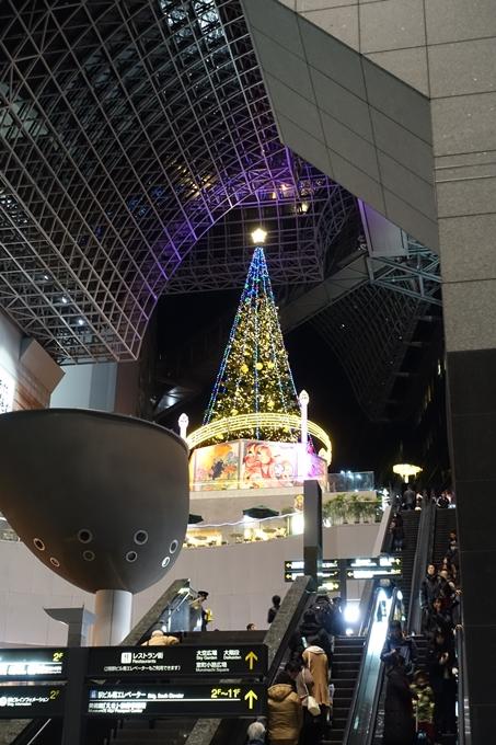 京都駅ビル_クリスマスイルミネーション No11