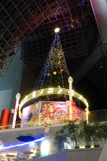 京都駅ビル_クリスマスイルミネーション No13