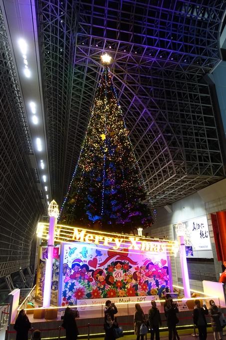 京都駅ビル_クリスマスイルミネーション No14