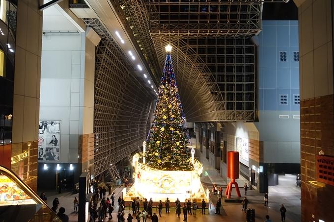 京都駅ビル_クリスマスイルミネーション No16