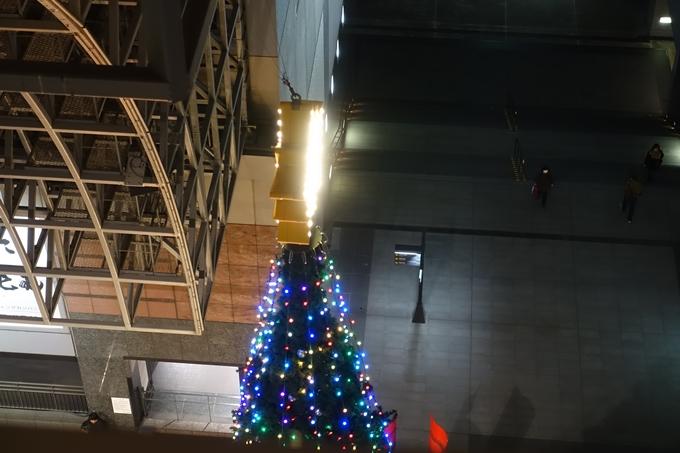 京都駅ビル_クリスマスイルミネーション No19