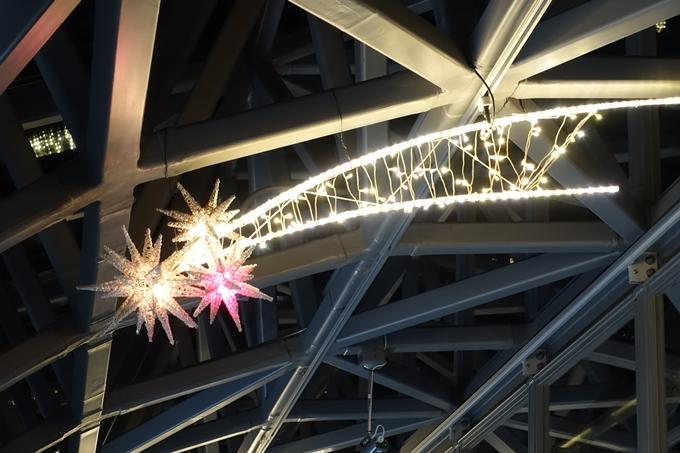 京都駅ビル_クリスマスイルミネーション No20