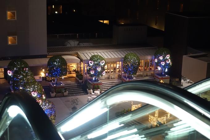 京都駅ビル_クリスマスイルミネーション No23