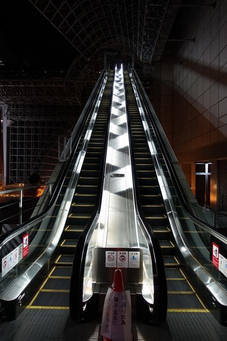 京都駅ビル_クリスマスイルミネーション No25