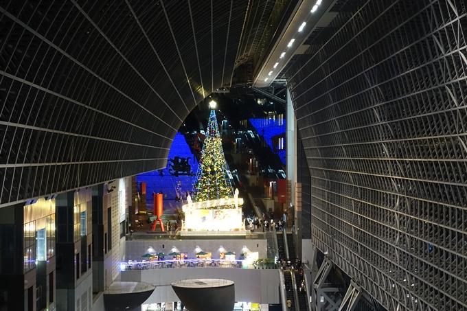 京都駅ビル_クリスマスイルミネーション No29