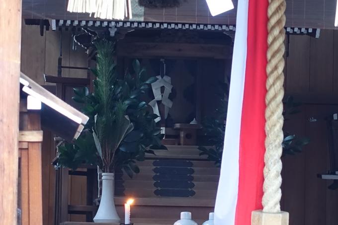 白山神社 No10
