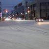 京都市内積雪 平成30年1月25日 朝