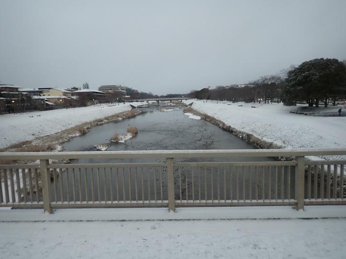 京都市内積雪 No6