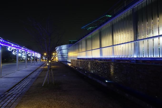 梅小路公園 ライトアップ2018 No9