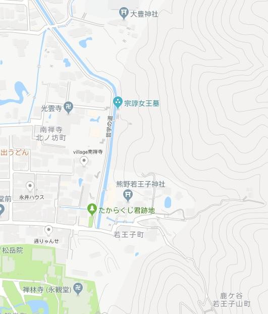 たからくじ君跡地 No29