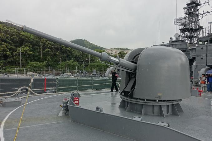 海上自衛隊舞鶴地方隊 No13