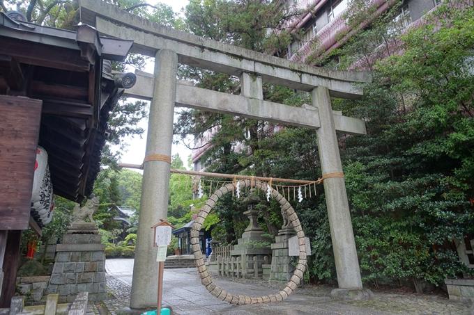 夏越しの大祓 岡崎神社 No2