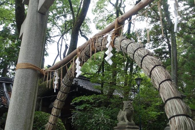 夏越しの大祓 岡崎神社 No8