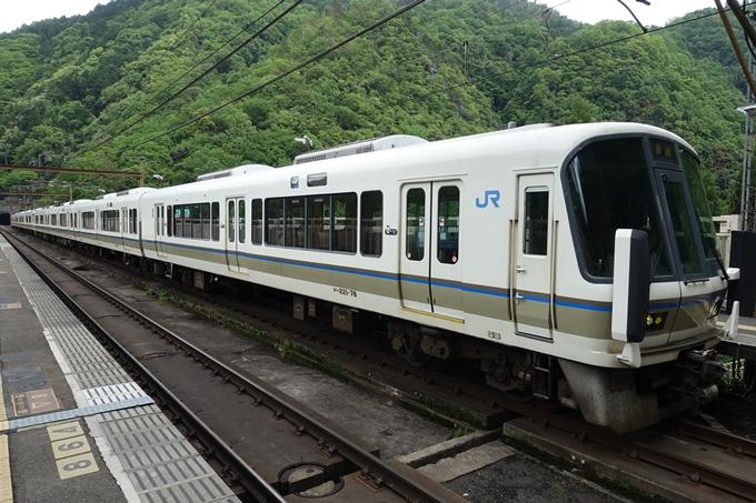 JR嵯峨野線_保津峡駅 No7