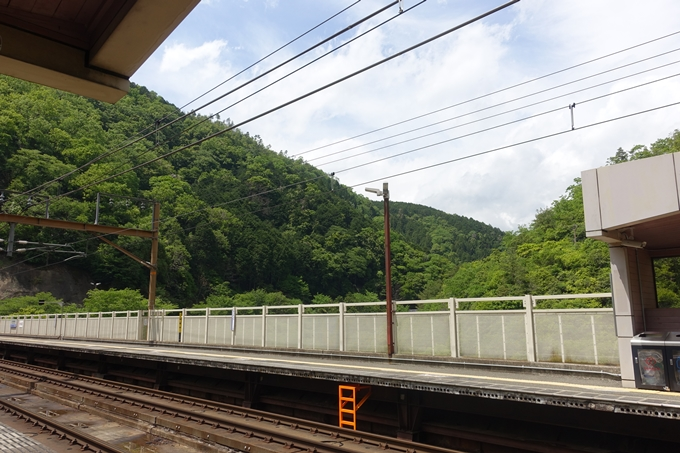 JR嵯峨野線_保津峡駅 No35