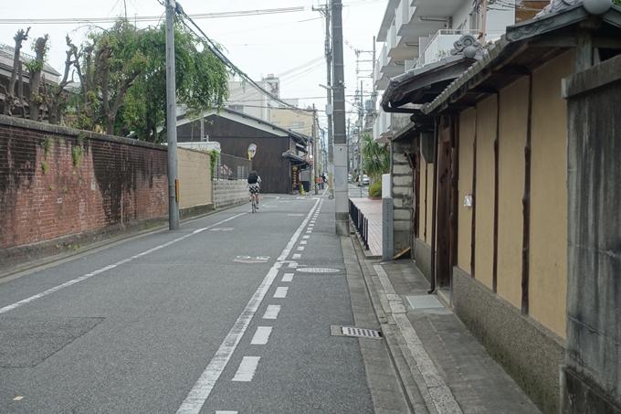 富岡鉄斎邸跡 No5