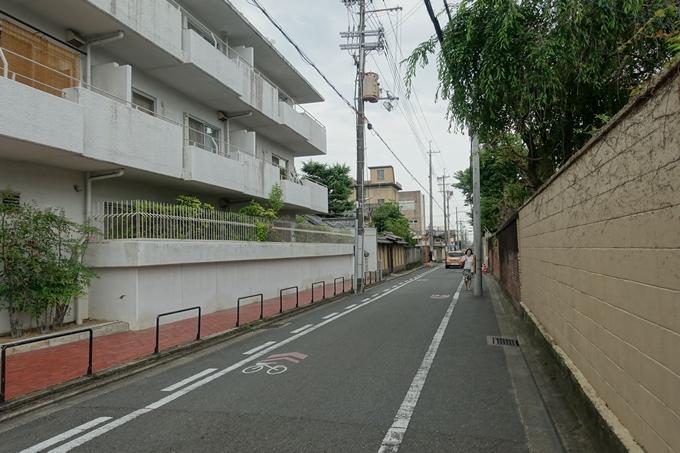 富岡鉄斎邸跡 No2