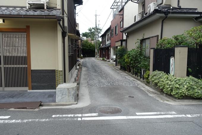 富岡鉄斎邸跡 No4