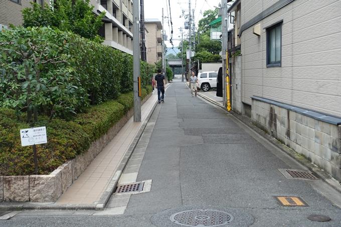 富岡鉄斎邸跡 No3