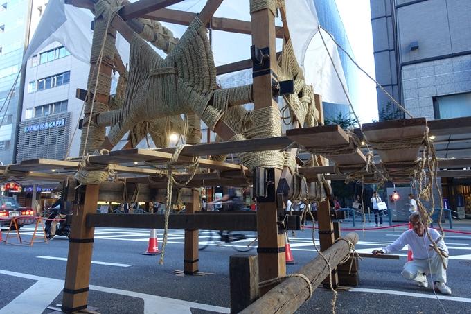 祇園祭り2018_鉾立 No9