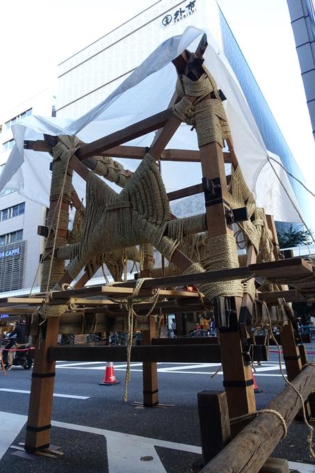 祇園祭り2018_鉾立 No10