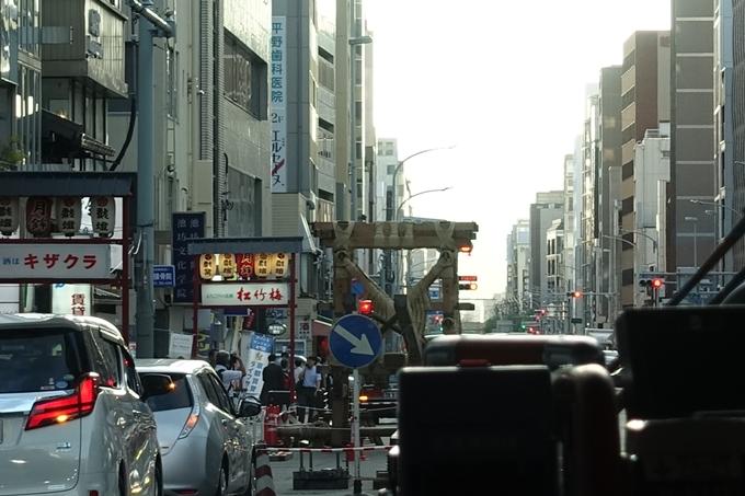 祇園祭り2018_鉾立 No25