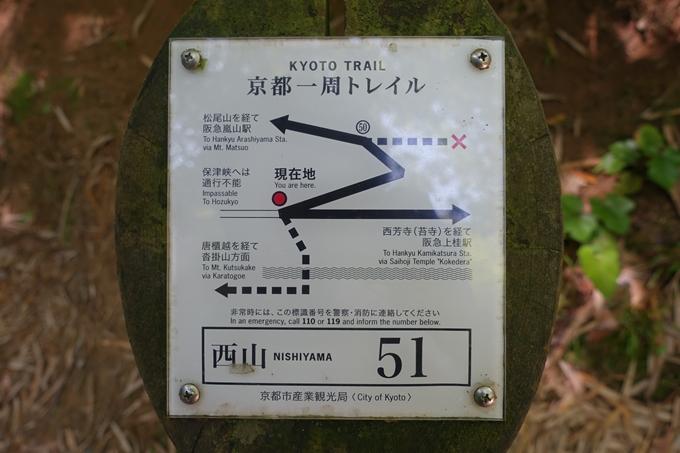 京都一周トレイル_西山 No28