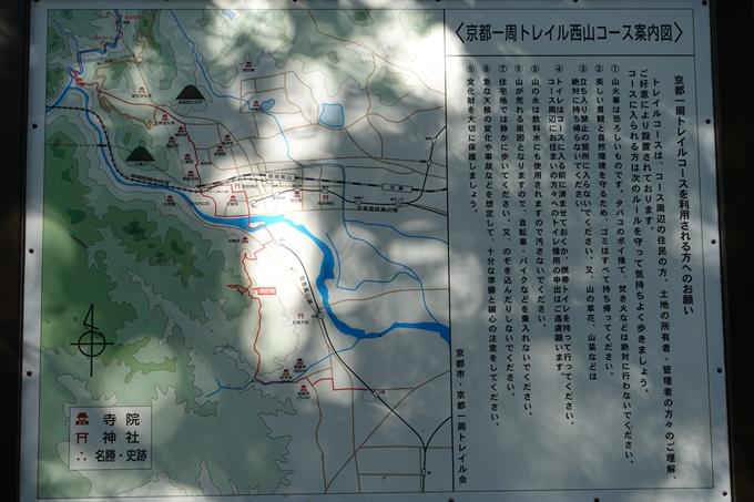 京都一周トレイル_西山 No56