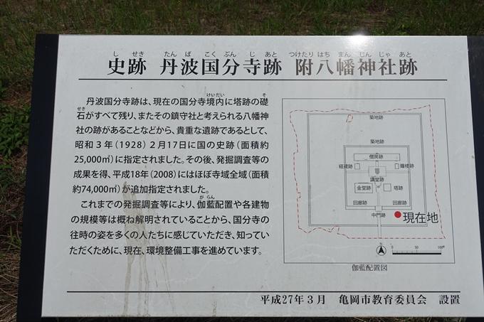 丹波国分寺跡 No7