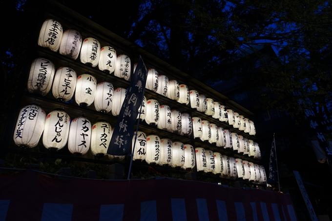 岡崎神社_氏子大祭2018_前夜 No2