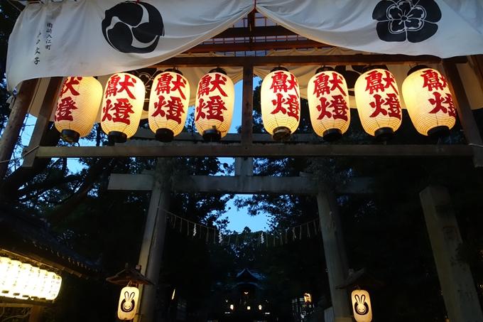 岡崎神社_氏子大祭2018_前夜 No3