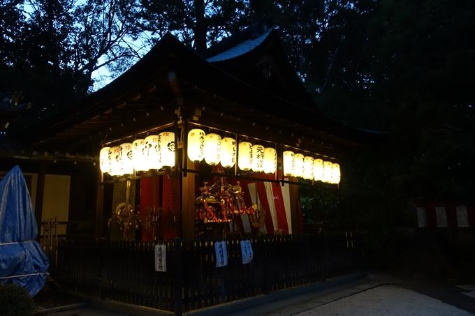 岡崎神社_氏子大祭2018_前夜 No7