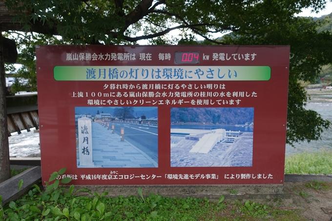 嵐山保勝会水力発電所 No7
