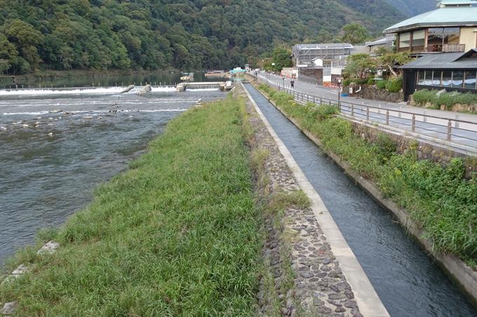 嵐山保勝会水力発電所 No2