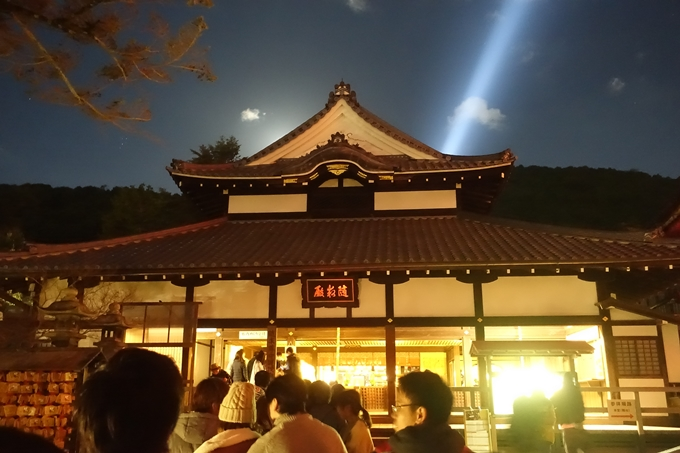 京都紅葉速報2018 その24 清水寺_ライトアップ No12