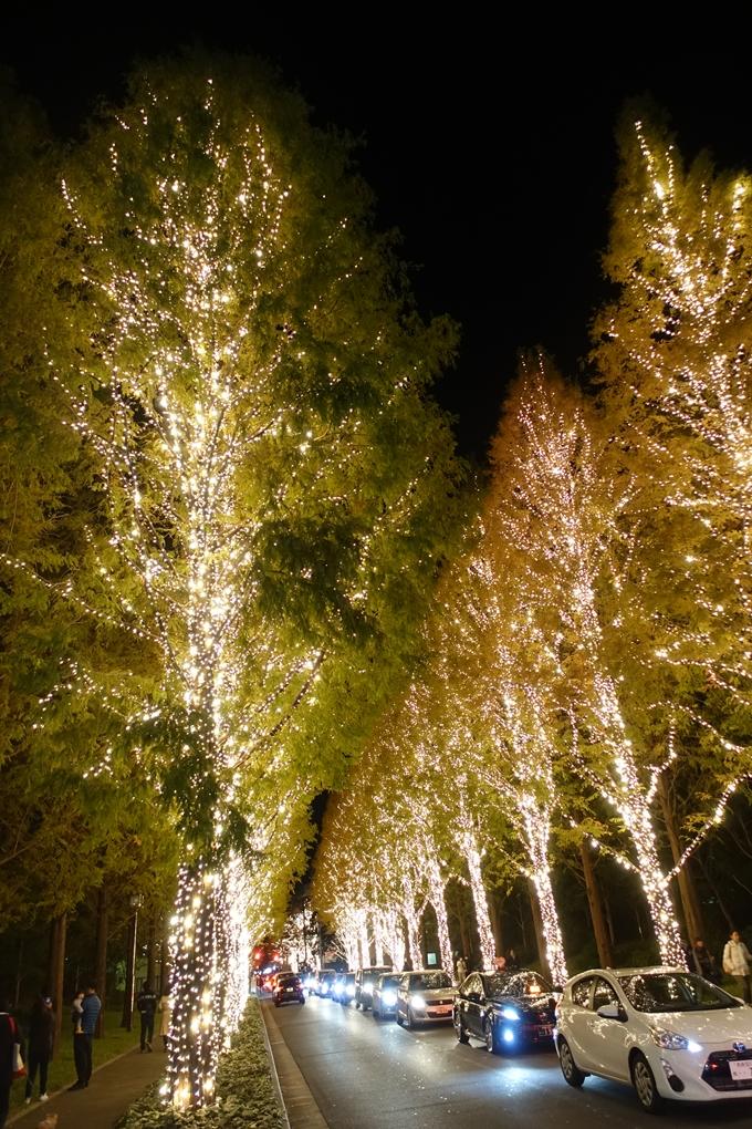 京都のライトアップ2018 ロームクリスマスイルミネーション No7