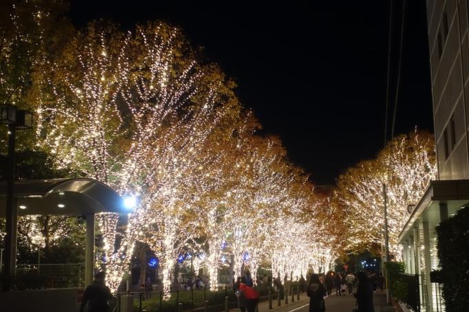 京都のライトアップ2018 ロームクリスマスイルミネーション No12