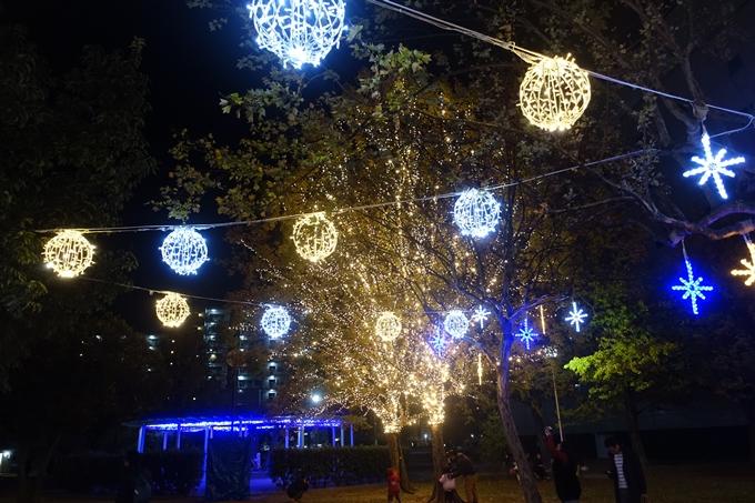 京都のライトアップ2018 ロームクリスマスイルミネーション No22