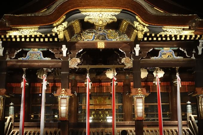 京都のライトアップ2018 北野天満宮 No7