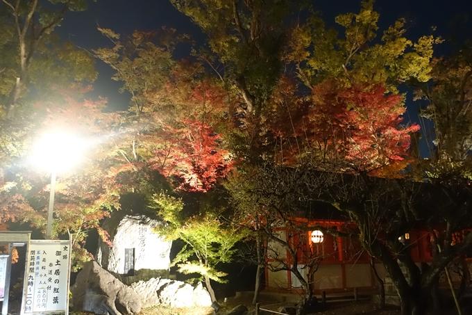 京都のライトアップ2018 北野天満宮 No8