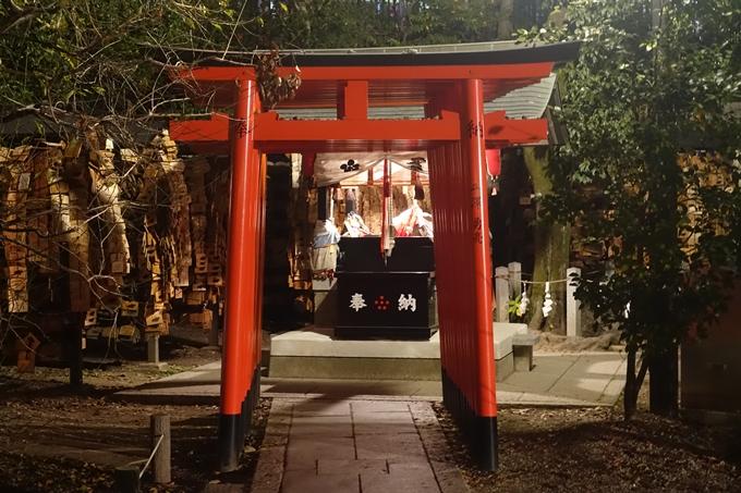 京都のライトアップ2018 北野天満宮 No11