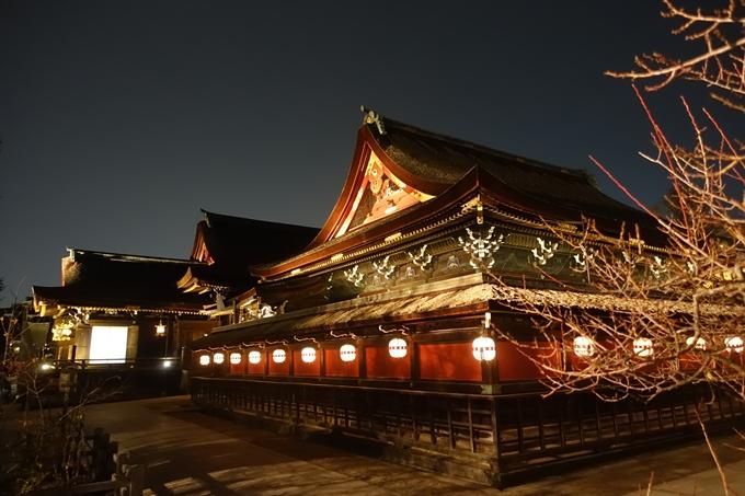 京都のライトアップ2018 北野天満宮 No12