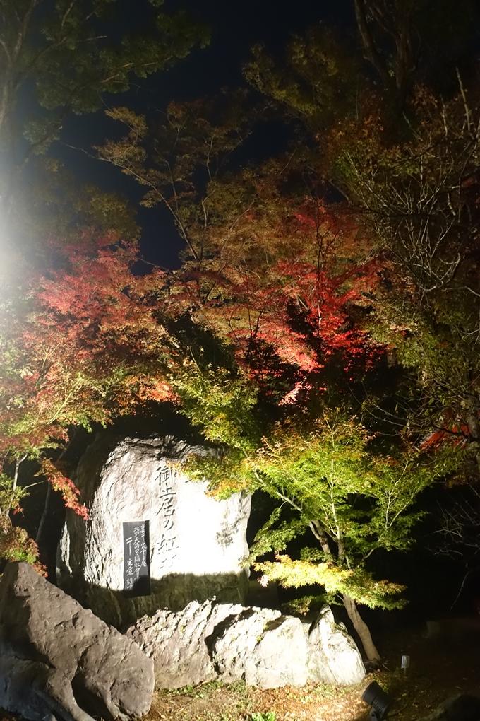 京都のライトアップ2018 北野天満宮 No14