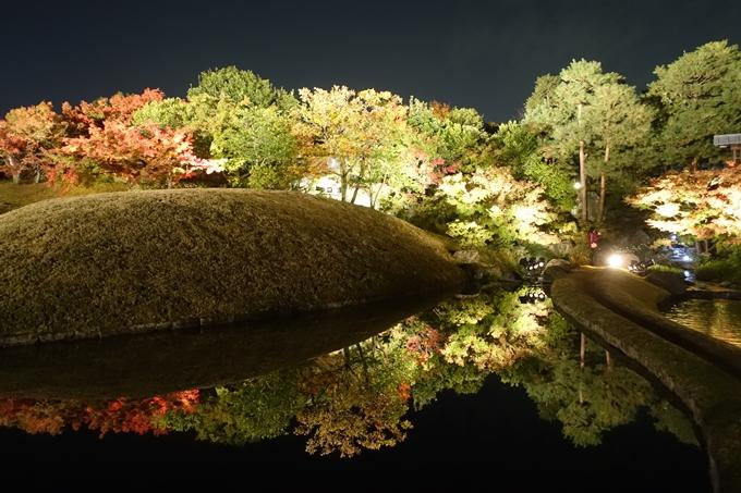 京都のライトアップ2018 梅小路公園 紅葉まつり No25
