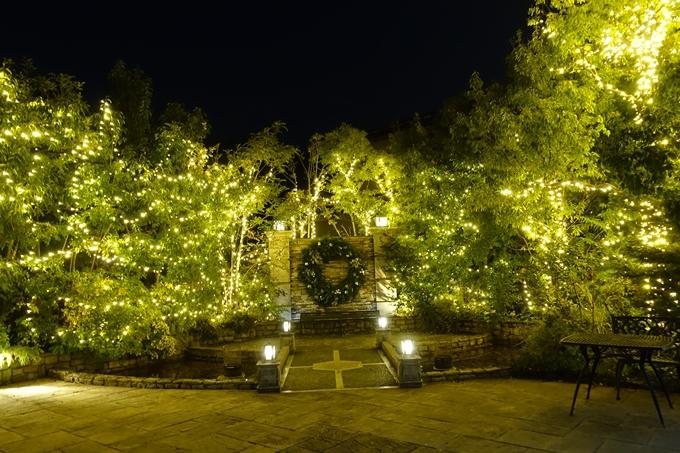 北山ウェディングストリート クリスマスイルミネーション No24