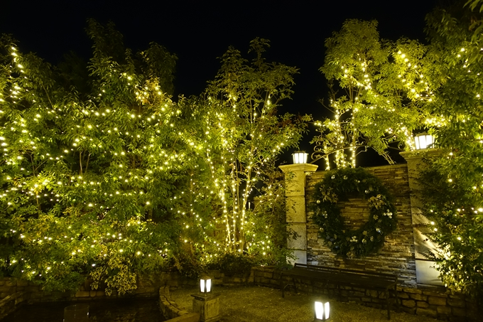 北山ウェディングストリート クリスマスイルミネーション No26
